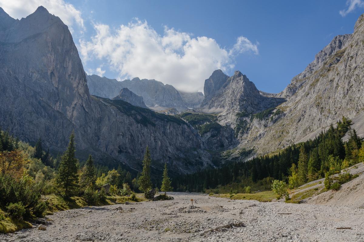 Zugspitze Talschluss