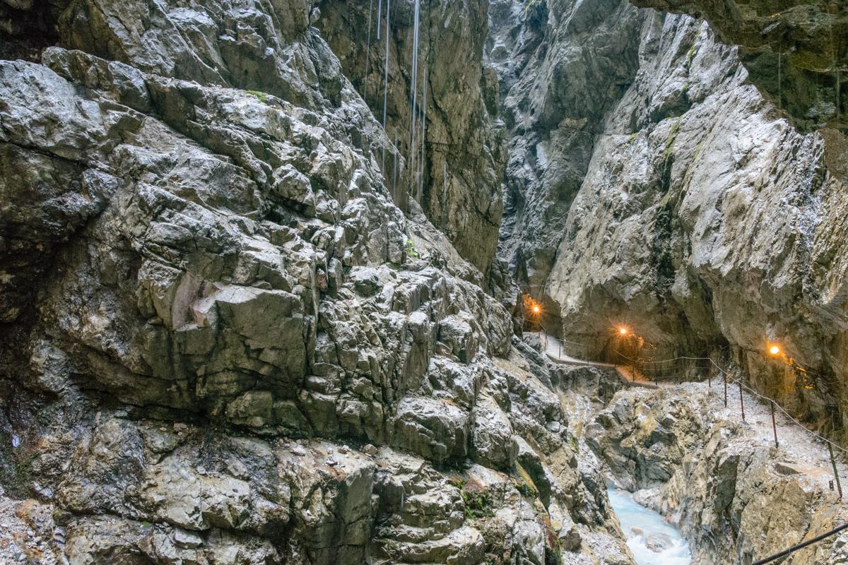 Zugspitze Höllentalklamm