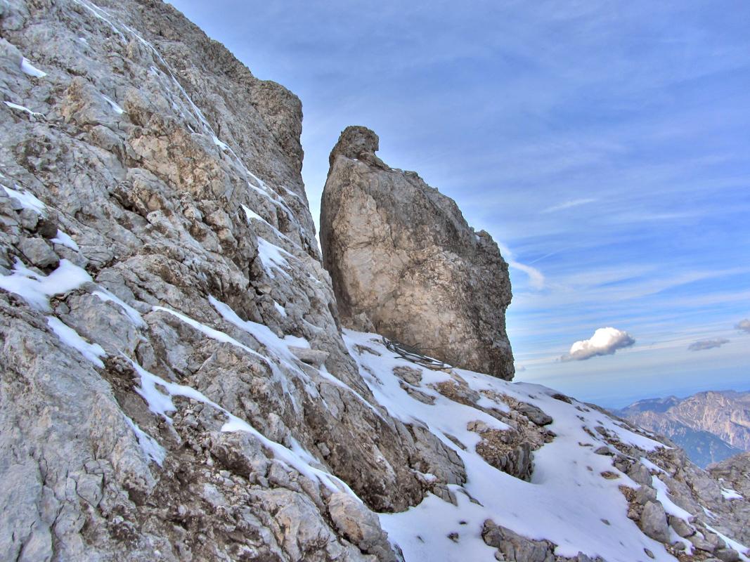 Klettersteig Zugspitze
