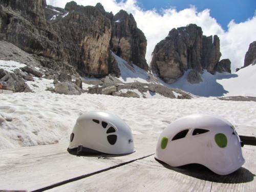 Klettersteige Via delle Bocchette