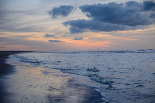 Sonnenuntergang Katwijk, NL